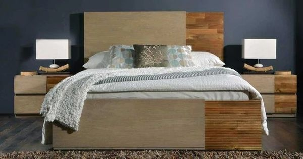 The Queen Size Bed Frames Are Made Of Solid Wood Rubber Wood For