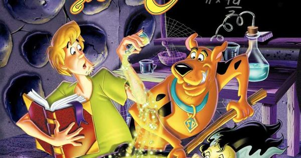 Scooby Doo And Friends Encounter Adventure At A Ghouls