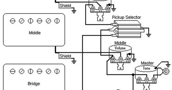 big stuff 3 wiring diagram big tex gooseneck wiring diagram wiring #2 for 3 pickup lp | big boy toys | pinterest | 2 ...