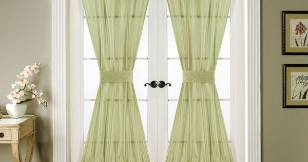 Perfect Curtains For French Doors Dpicking Doors Ideas