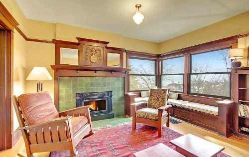 Craftsman In Tacoma More Houses For Sale Washington Vintage And