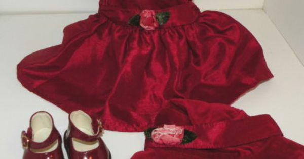 Pinterest red christmas dress bitty baby and christmas dresses