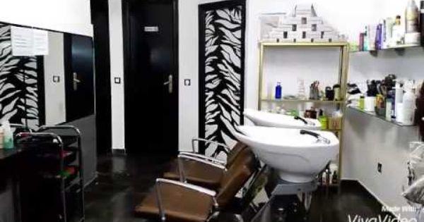 Copia de como decorado mi sal n de belleza video - Interiores de peluquerias ...