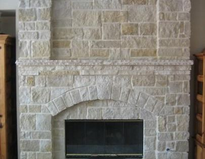 Thin Stone Fireplace Refacing Stone Fireplaces Pinterest Fireplaces Shape And Stone