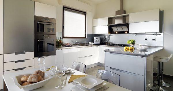 una casa moderna su livelli sfalsati - cose di casa | my house ... - Cose Di Casa Cucine