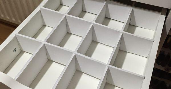 totalmakeupaddict makeup storage inspiration 1 drawer. Black Bedroom Furniture Sets. Home Design Ideas