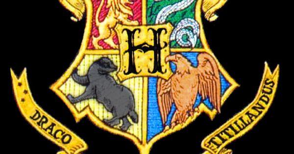 Hogwarts Lettering Pinterest