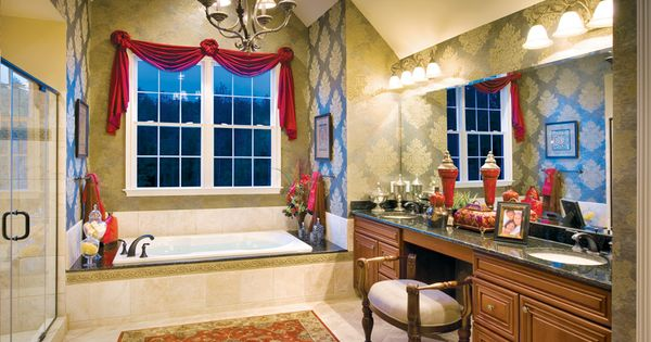 Toll brothers at green level crossing the woodlands nc for Bathroom remodel new bern nc