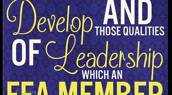 Classroom Ideas Year One ~ To practice brotherhood ffa pledge leadership national