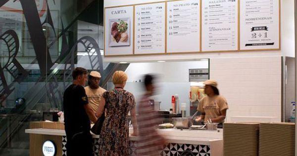 Prego Gourmet  식당, 조명 및 음식