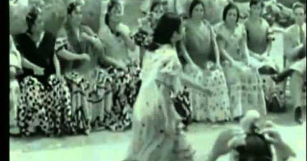 Youtube Carmen Amaya Flamenco Dance