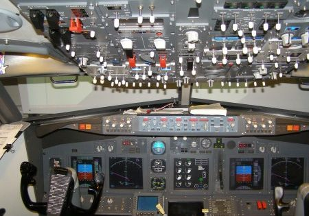 Boeing 737 home cockpit project
