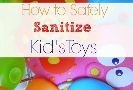 How To Clean Baby Toys Safely 80