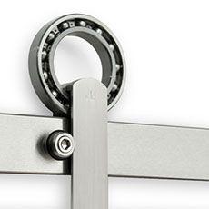 Folding Barn Doors Hardware Portes Coulissantes De Grange Idees Pour La Maison Quincaillerie De Porte De Grange