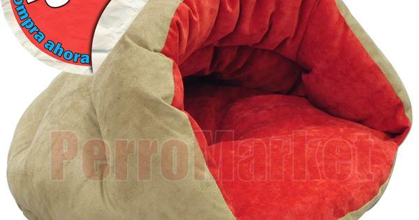 Cama nido reversible para perros etna cama para perros for Cama barata
