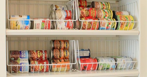 The perfect diy guide to organizing your pantry 02 for Perfect kitchen organization