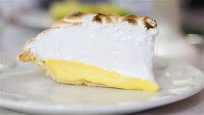 Lemon Meringue Pie Recipe Dessert Recipes Desserts Meringue Pie