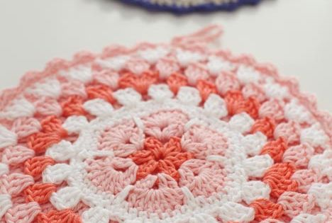 Free Crochet Patterns In South Africa : African Flower Potholders: free pattern link - Crochet ...