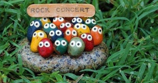 i used to love my rock concert and my pet rock. wish