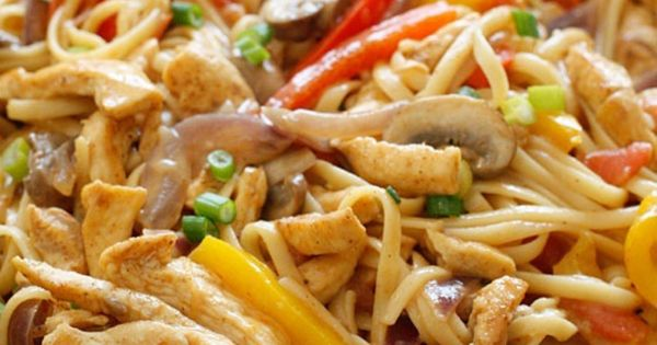 Cajun Chicken Pasta on the Lighter Side.....EVERYONE LOVED! LEFTOVERS ...
