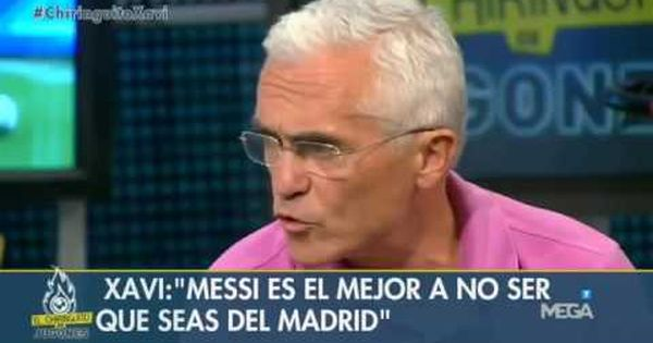 2 El Chiringuito Jugones Martes 6 Septiembre 2016 Chiringuitos Messi