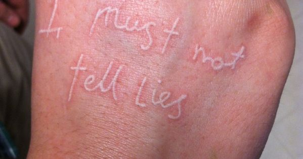 The magic is real thanks to these harry potter tattoos for I must not tell lies tattoo