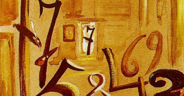 Las Meninas ~ Salvador Dali | LOVE numbers/letters ...