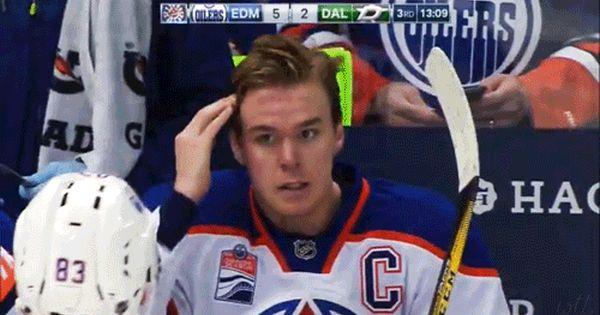 Take A Chance Connor Mcdavid Mcdavid Edmonton Oilers Hockey