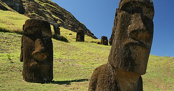 chernobyl and easter island essay