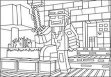 Minecraft Coloring Ebook Edition 2 Lego Coloring Pages Coloring Books Coloring Pages
