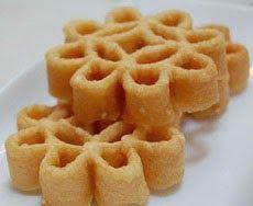Kue Kembang Goyang Kue Makanan Resep Biskuit