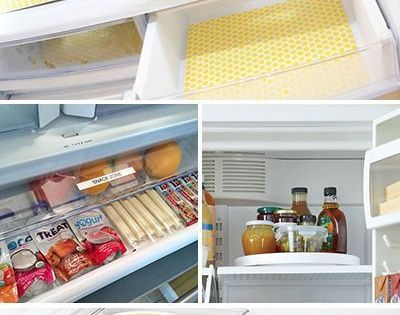 7 steps to an organized fridge k hlschrank haushalte und organisierter k hlschrank. Black Bedroom Furniture Sets. Home Design Ideas