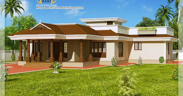 Kerala Home Design And Floor Plans Kerala House Design House Design House Plans