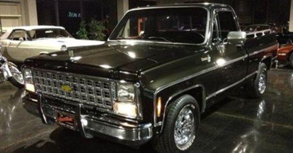1980 Chevrolet C 10 Short Bed Silverado My Heart Just Skipped