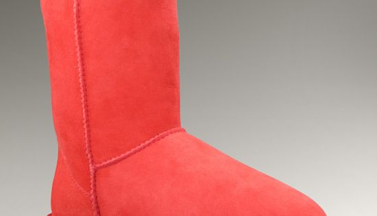 Coral Ugg Boots - I never thought Id feel this way, but