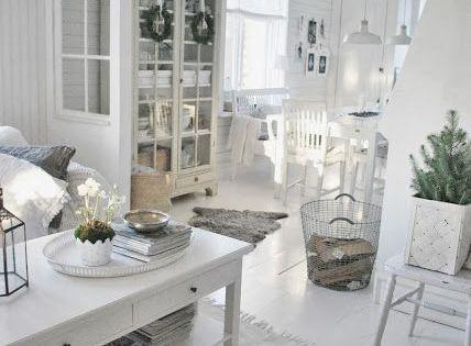 exemple d int rieur shabby chic source pinterest d co. Black Bedroom Furniture Sets. Home Design Ideas