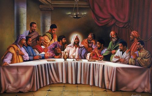Our Best Selling African American Last Supper Art Prints