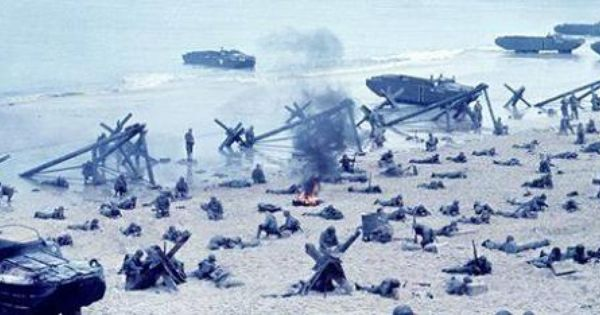 d day landings 70 years