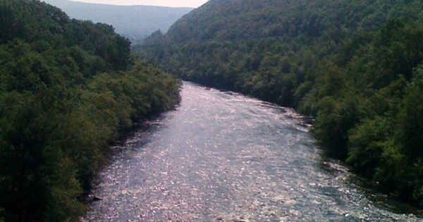 Lehigh River Water Release 44