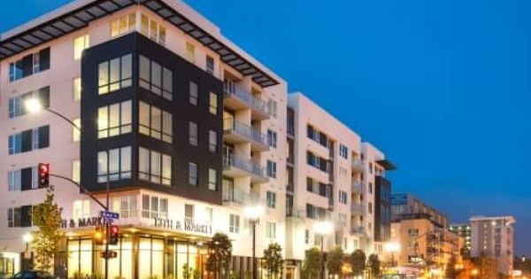 Udr Apartments Strata Downtown Apartment San Diego Houses San Diego Living
