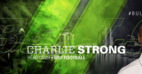 @TampaBayLover : RT @home_made_man: 1 & done for @CoachStrong_USF? #Tampa #tampabay https://t.co/8EdN3al24r