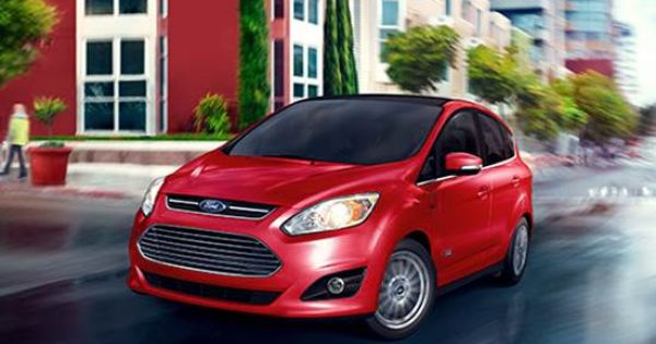 2016 Ford C Max Energi Review With Images Ford C Max Hybrid