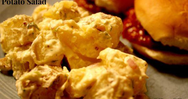 Potato salad barefoot contessa and potatoes on pinterest