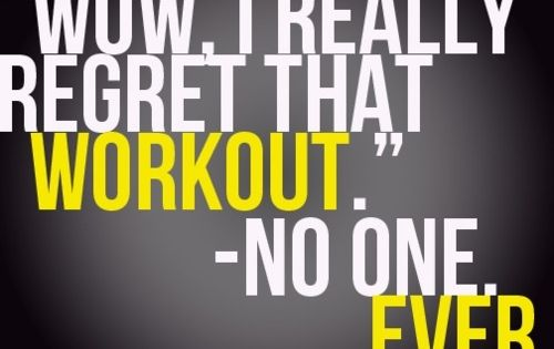 Workout truths