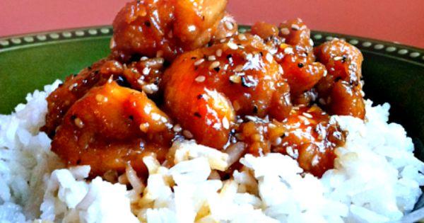 Honey Teriyaki Chicken | Recipe | Honey Teriyaki Chicken, Teriyaki ...