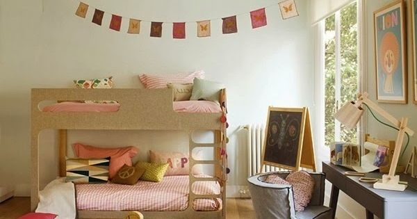 Bunk beds kiddies rooms pinterest kids rooms room and bedrooms - Images of kiddies decorated room ...