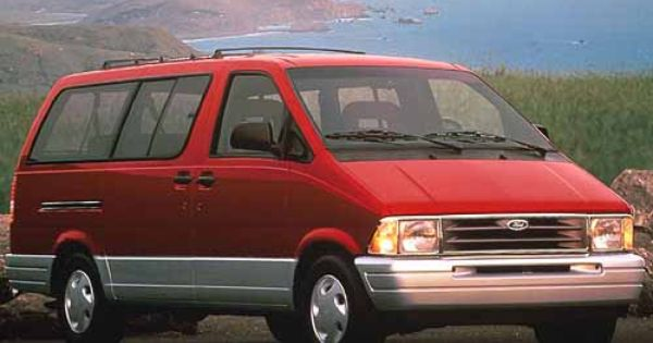 1991 Ford Aerostar Omg I Hated This Vehicle My Most Hated Vehicle Of All Time Nothing But Bad Memories Ford Aerostar Used Ford Ford