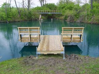 Here Are Some Pictures Of The Perfect Small Pond Dock This Is