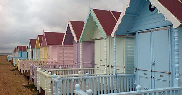 i have always wanted my very own beach hut maybe one day