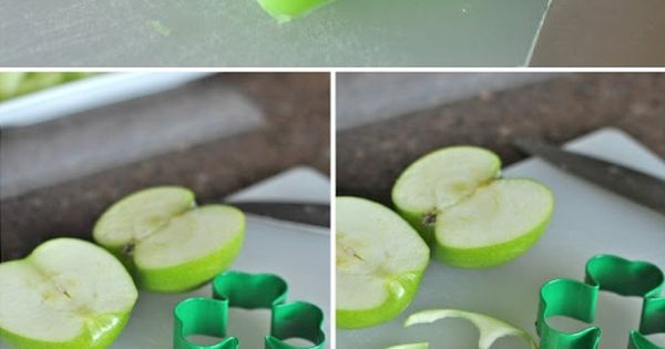 Shamrock Juice ~ easy and fun for Saint Patrick's Day pineapple juice,